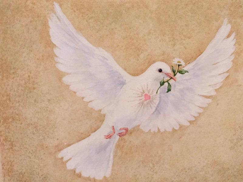 Vi lascio la mia Pace, vi dono la mia Pace
